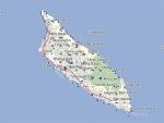 Aruba-kaart